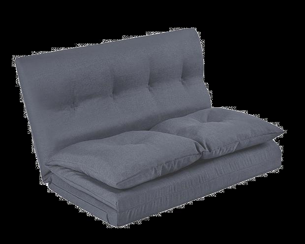 Flotti Carr Floor Sofa (Grey)