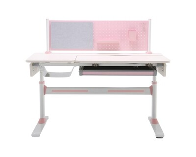 Ofix Kiddie Table TBL10  (Grey, Pink)