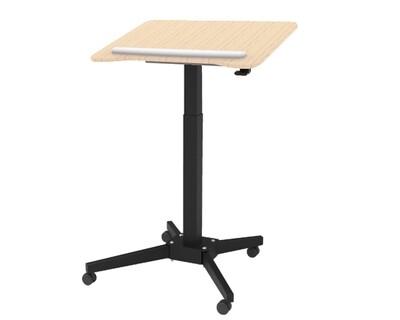 Ofix HDF104 (80x60) Gas Lift Height Adjustable Desk