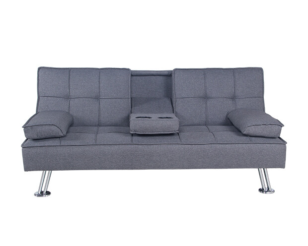 Flotti Valence Sofa Bed (Grey, Blue, Black, Brown, Orange)