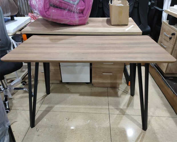 (Sale Item) Ofix 302 (120x60) Desk (Scratches & Stains )