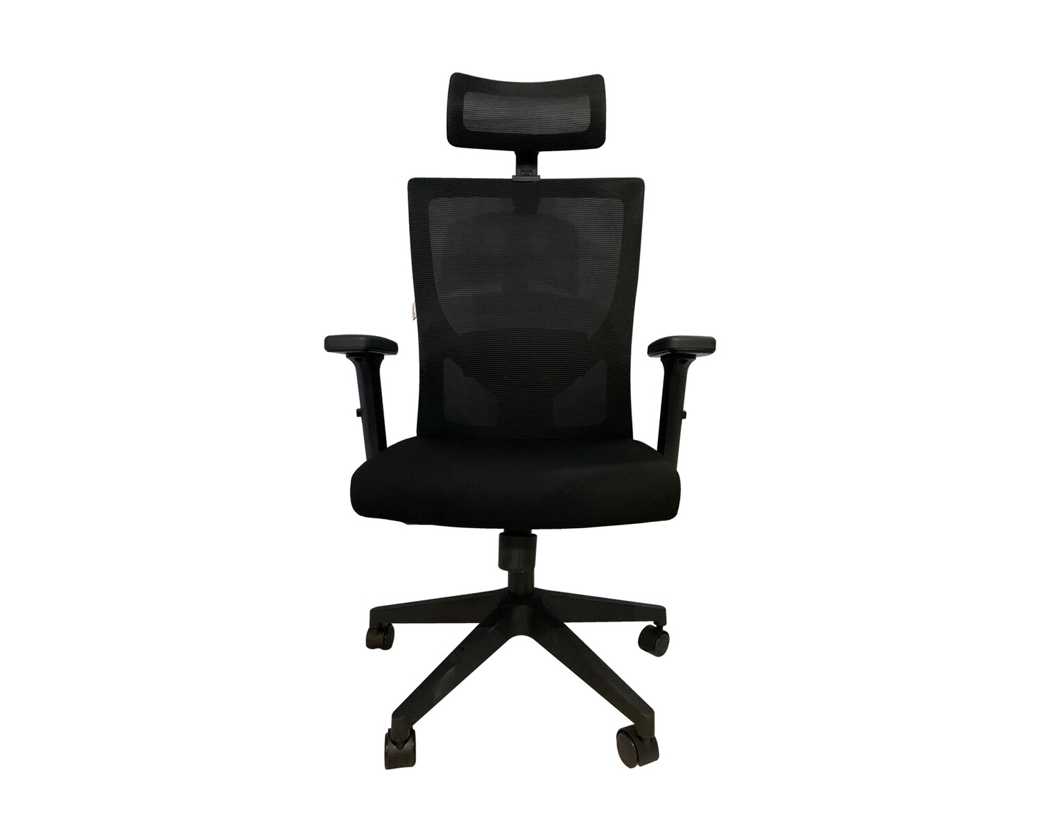 Ofix Korean-101J High Back Mesh Chair (Gray, Black)