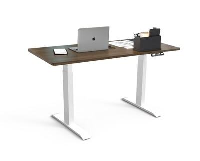 Ofix HDF101 (120x60, 140x70) Electric Height Adjustable Dual Motor Desk