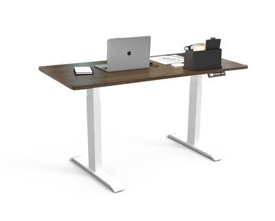 Ofix HDF101 (120x60, 160x70, 150x75) Electric Height Adjustable Dual Motor Desk