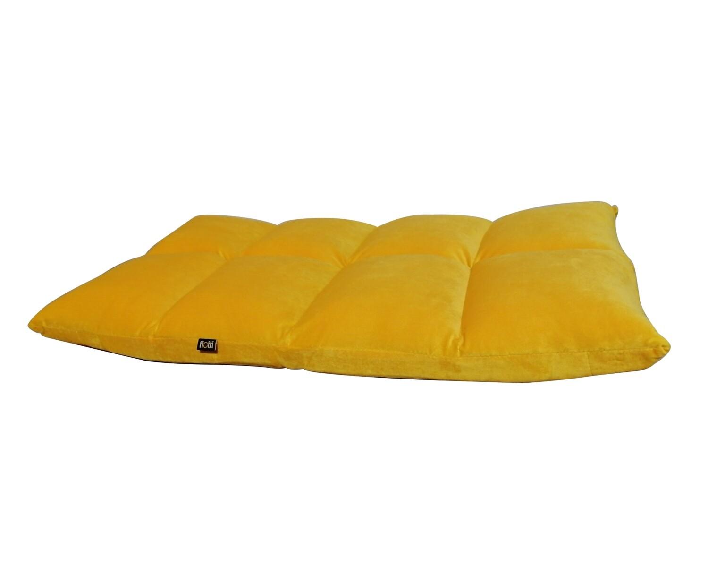 Flotti Kate Floor Sofa (Yellow)