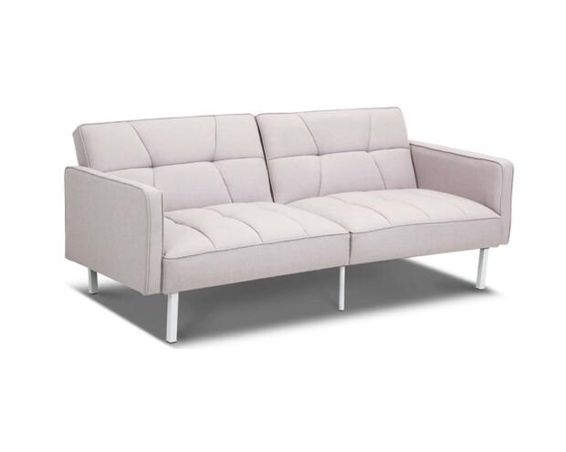 Flotti Florina Sofa Bed (Light Gray)
