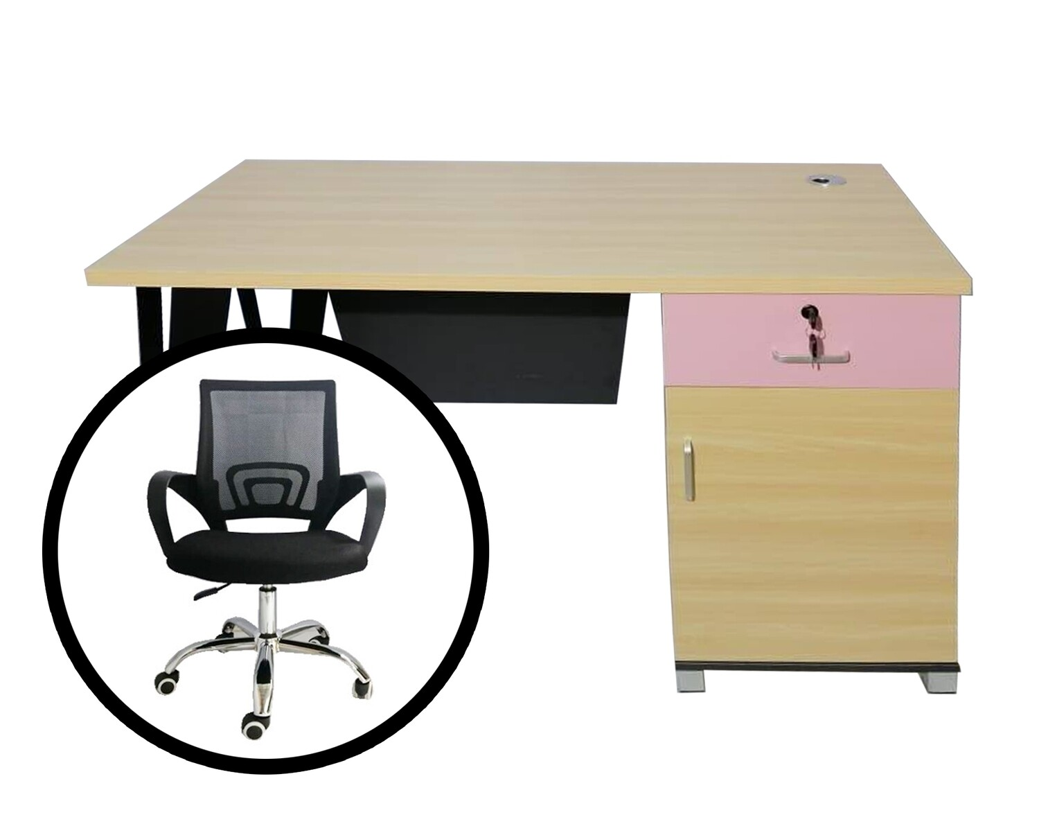 Ofix Work From Home 502 Desk (120x60)