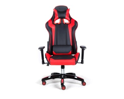 (Sale) OFX Deluxe-26 PU Gaming Chair (Red)