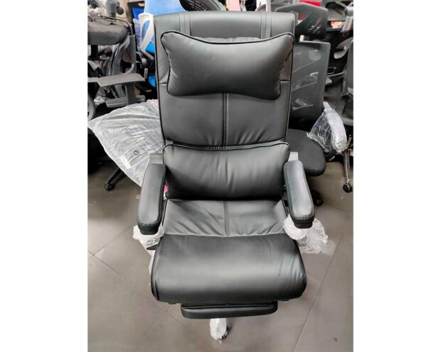 (Sale) Ofix Premium-4 with Foot Rest (Black) (Scratches/Dents)