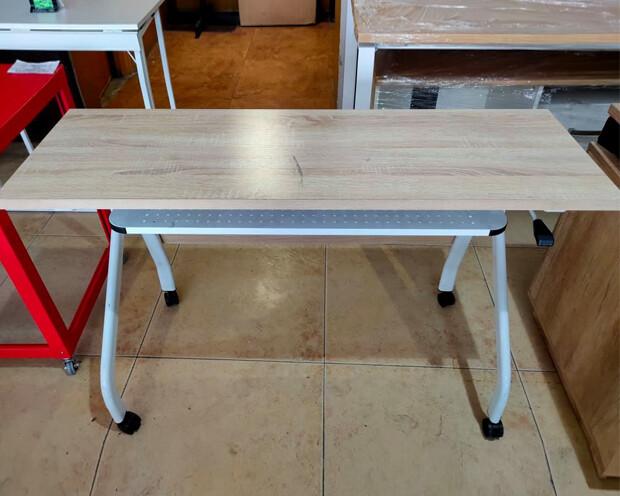 (Sale) 1120-E Ofix ML-011 (120x40) School/Training Desk (Scratches/Stains)