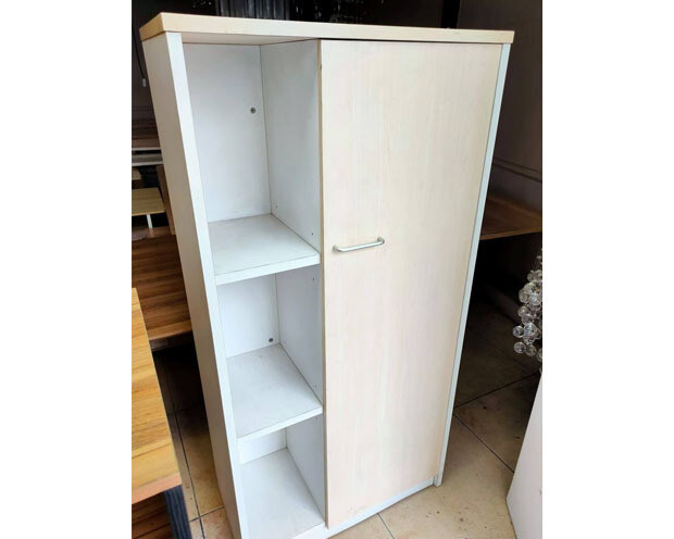 (Sale) OFIX 224-OF / Meduim Cabient / 1 Door (Maple)