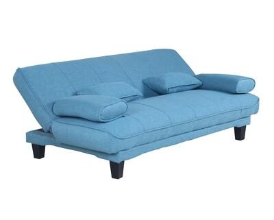 Flotti Juliana Sofa Bed (Black, Blue, Grey)