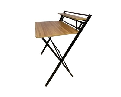 Ofix Desk 9 Foldable (83x50) (Teakwood)