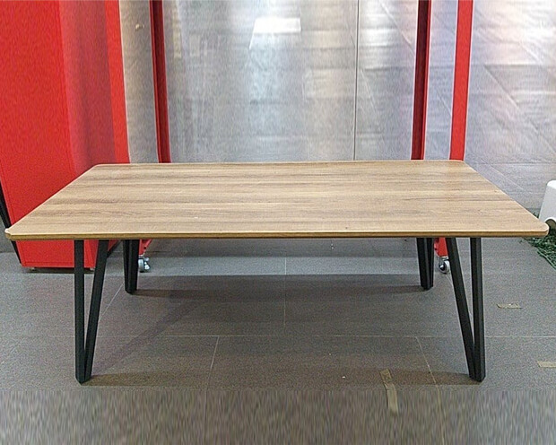 (Sale) Ofix 309 (120x60) Coffee Table (Dents/Scratches)
