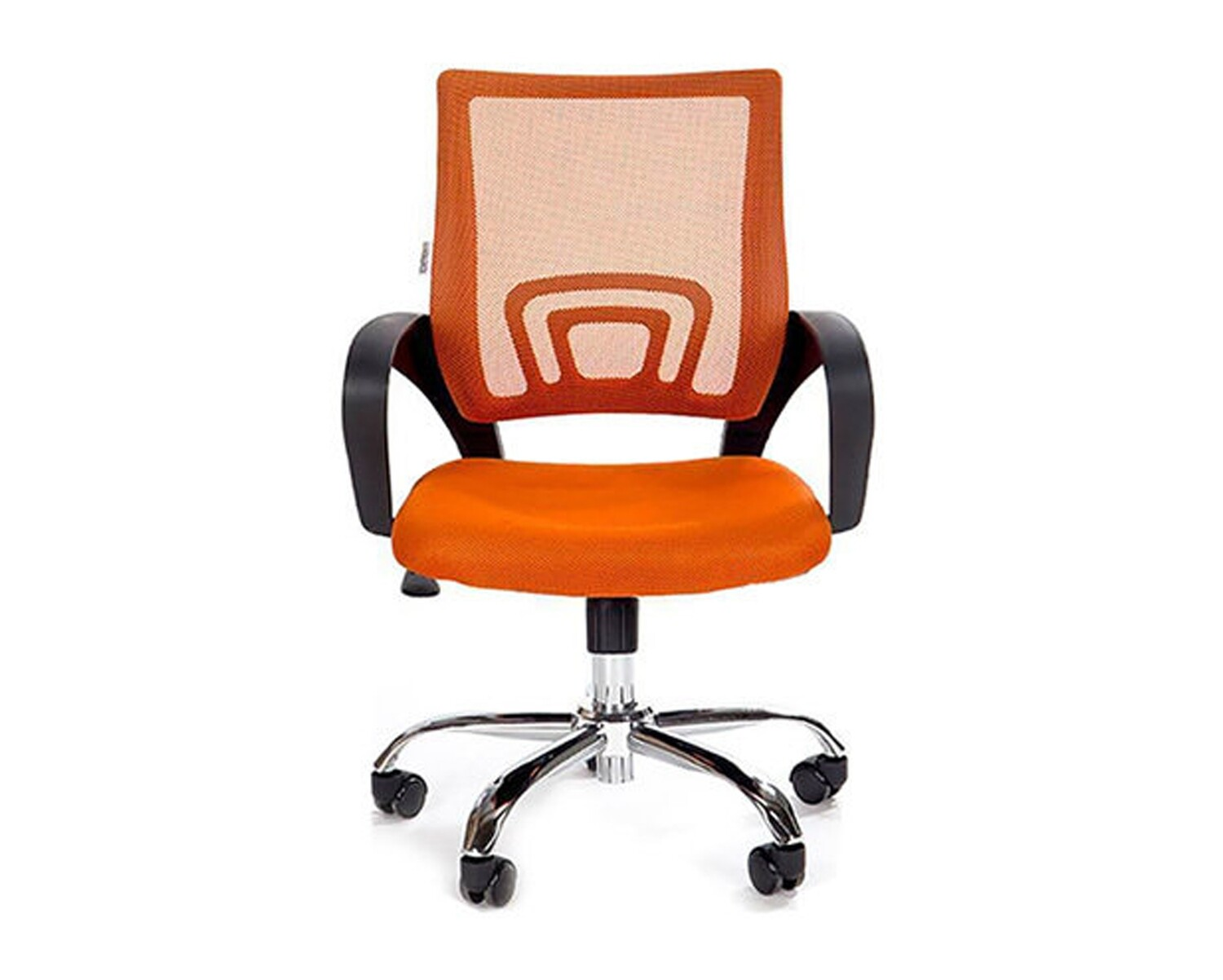 Ofix Deluxe-5 Mid Back Mesh Chair (Black, Blue, Red, Pink, Grey, Purple, Orange)