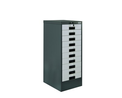 Ofix 10 Drawers Steel Cabinet