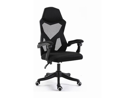 OFX Alex Without Footrest Gaming Chair (Red+Black, Pink+White, Black+White, All Black)