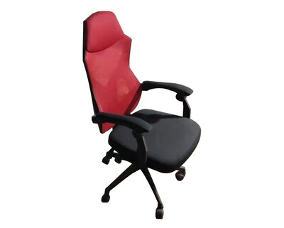 OFX Alex Without Footrest Gaming Chair (Red+Black, Pink+White)