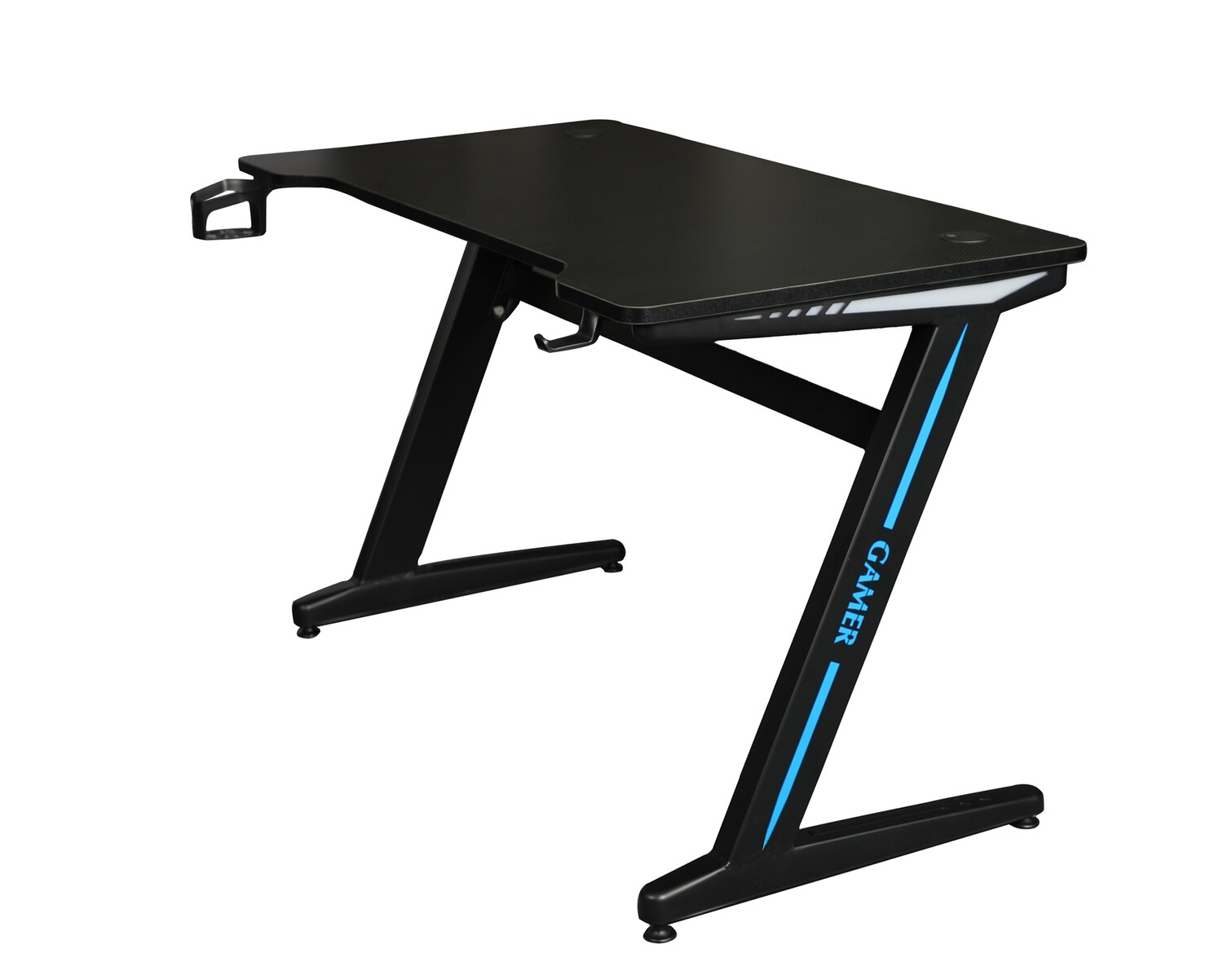 OFX Desk Z Gaming Table with RGB Light