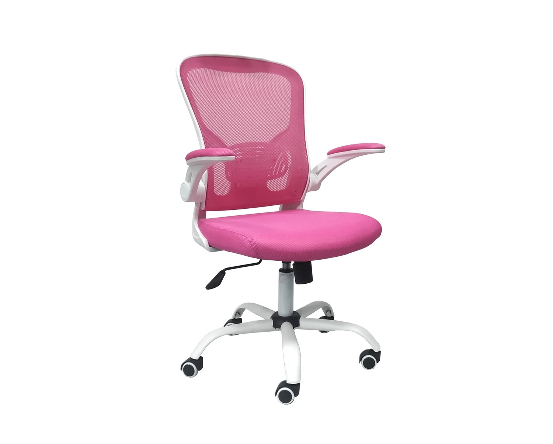 Ofix Premium-30/ 31 Mesh Chair (Black, Grey, Pink+White, Purple+White, Black+White, Grey+White, Light Blue+White, Blue+White, White)