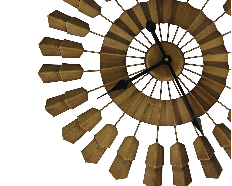 MYKE ART Wall Clock 02 60CM
