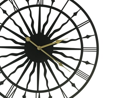 MYKE ART Wall Clock 04 50CM