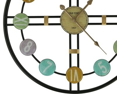 MYKE ART Wall Clock 07 50CM