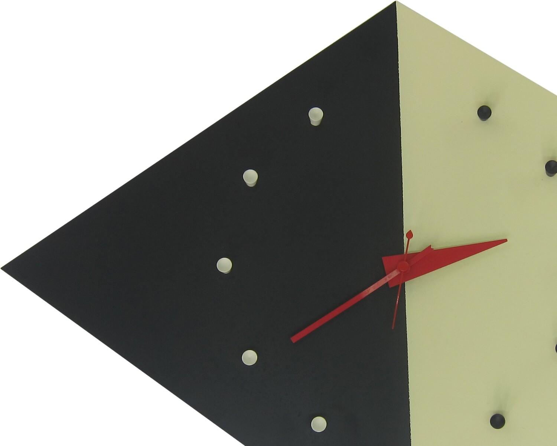 MYKE ART Wall Clock 08 (55*41)