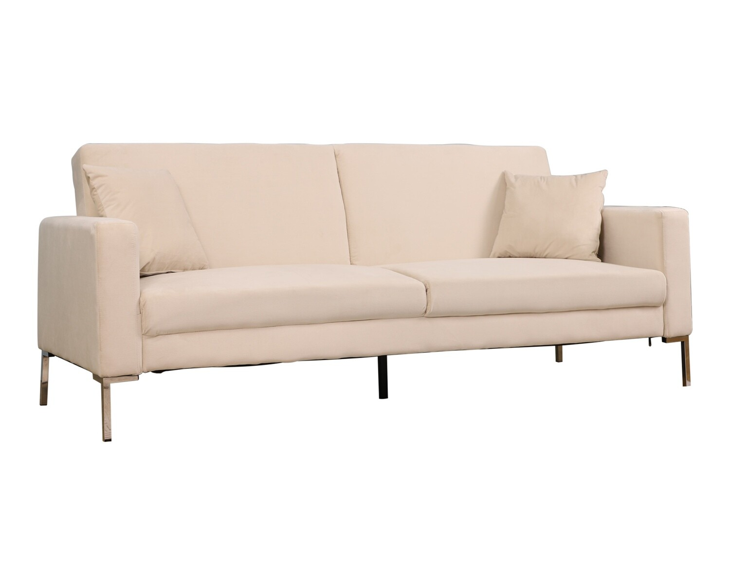 Flotti Fleur Naomi Sofa Bed (Beige, Grey, Navy Blue, Dark Brown)
