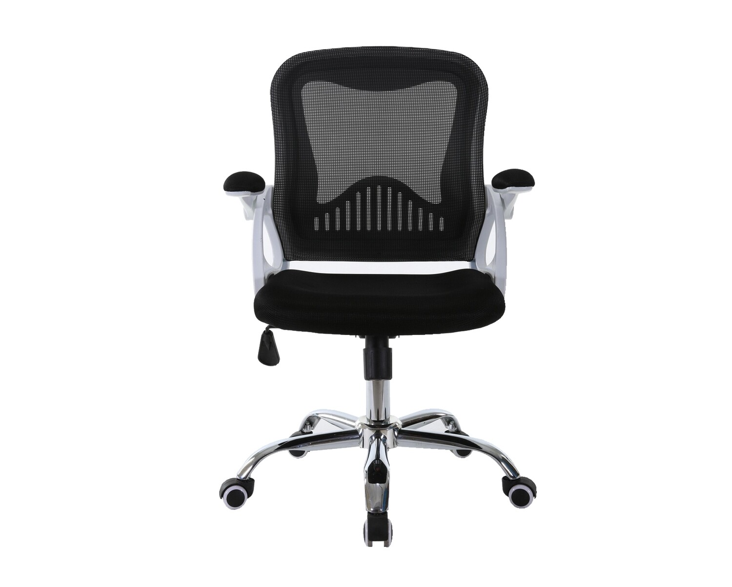 Ofix Deluxe-12 Mid Back Mesh Chair (Black, Pink, Blue, Purple, Green)