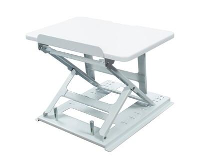 Ofix Heavy Duty Triple Layer Adjustable Laptop Stand (Black, White)