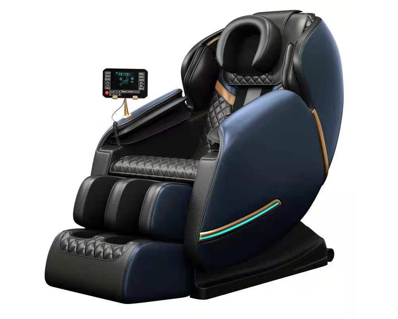 Flotti Apricot Fixed Massage Sofa (FREE Shipping Nationwide)
