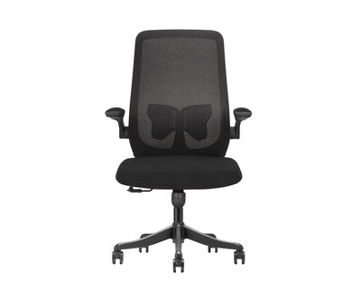Ofix Korean X13 Mid Back All Mesh Chair (Black)