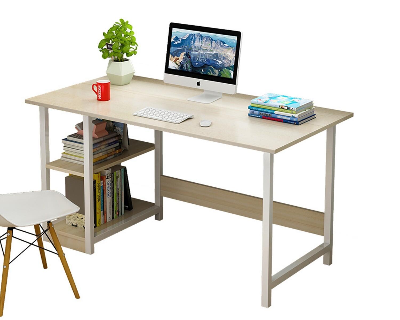 Ofix Desk 18 with Storage (Light Top, Dark Top, Pink Top) (120*60)