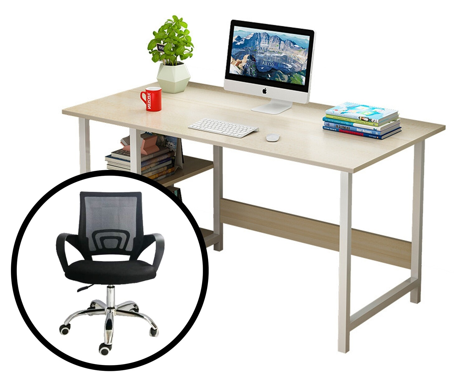 Ofix Work From Home 18 With Storage (120*60)