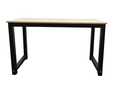 Ofix Desk 6 (120x60) (Teakwood Top, Yellow Top, Black, Red Top, Pink Top)