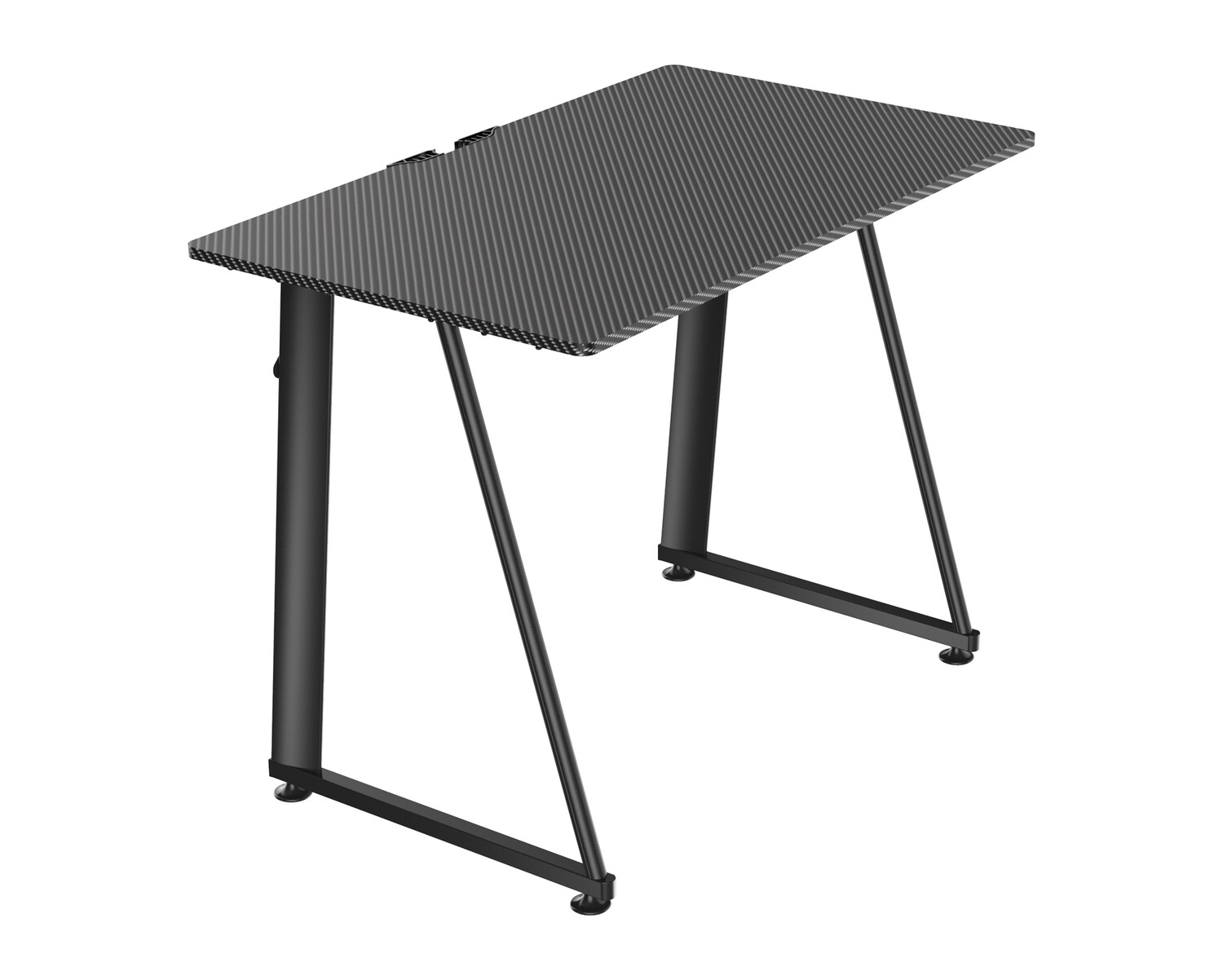 OFX Zeke Carbon Texture Gaming Desk (100*60) (Black)