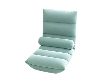 Flotti Ivory Floor Sofa (Grey, Green, Blue, Yellow, Orange, Pink, White)