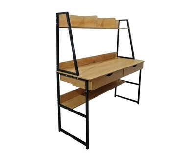 Ofix Desk 14-With Bookcase (120x48)