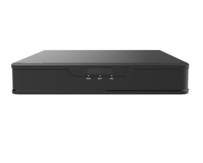 Qube 8-Channel MUX Network Video Recorder/ 1080P/ 8MP
