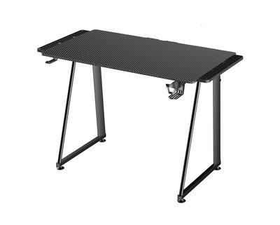 OFX Zeke Carbon Texture Gaming Desk (100*60) (Black)