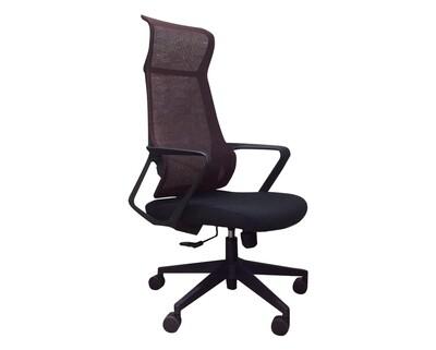 Ofix Korean 116 High Back Mesh Chair (Red+Black)