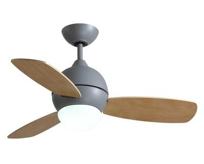 """MYKE CF8003 Ceiling Fan (36"""") (Grey)"""