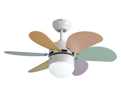 """MYKE CF8006 Ceiling Fan (30"""") (White)"""