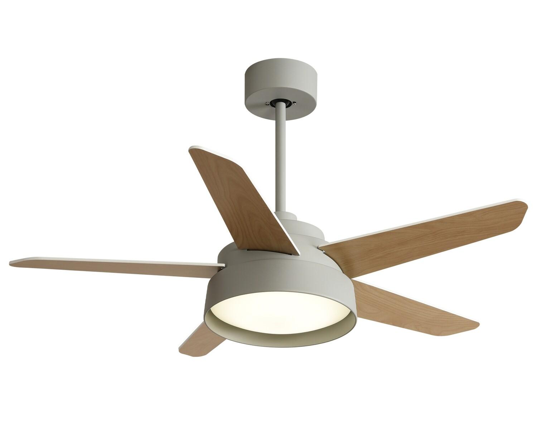 """MYKE CF8029 Ceiling Fan (52"""") (Gray, Blue)"""