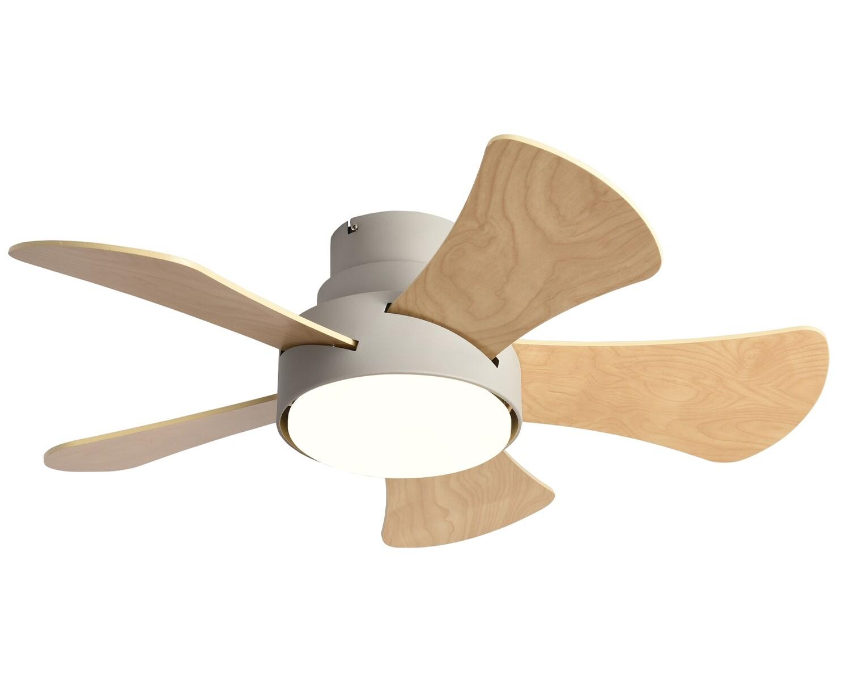"""MYKE CF8037 Ceiling Fan (32"""") (Grey, Blue)"""