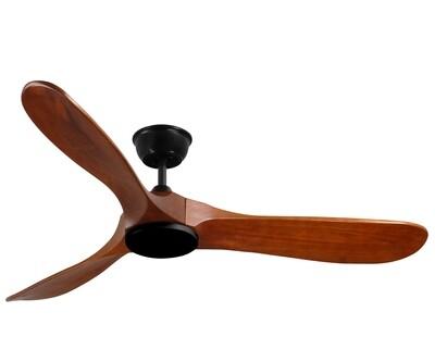 """MYKE CF8039 Ceiling Fan (52"""") (Rubber Bronze) (No Lamp)"""