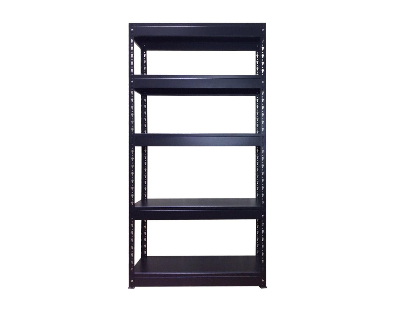Ofix 5-Layer Storage Adjustable Shelf Metal Rack