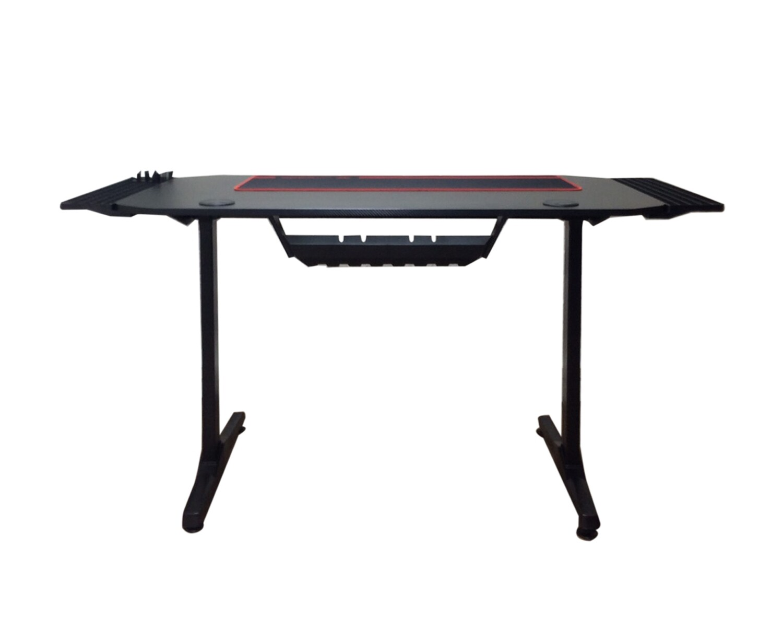 OFX Vitesse GD1 Carbon Texture Gaming Desk (111*60) (Black)
