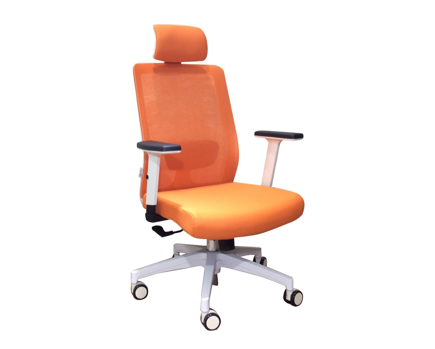 Ofix Deluxe-Z24 High Back Mesh Chair (Orange, Blue, Green, Grey, Light Blue, Pink, Red, Yellow)